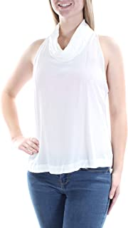 Free People Womens City Lights Cowl Top