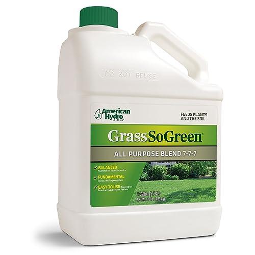 Liquid Lawn Fertilizer Concentrate Amazon Com