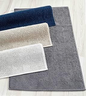chunky loop bath rug