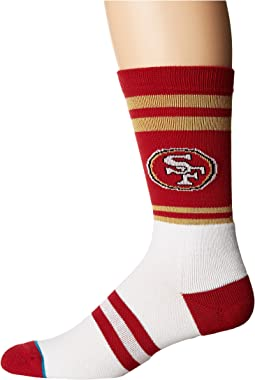 Stance - 49ers Logo
