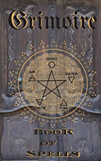 Grimoire Book of Spells: 100 pages, 5x8