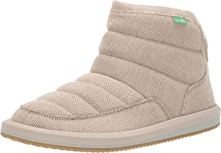 Sanuk Women's Puff N Chill Hemp Boot