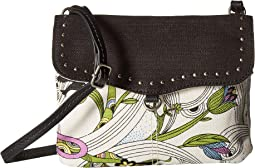 Austen Double Gusset Crossbody