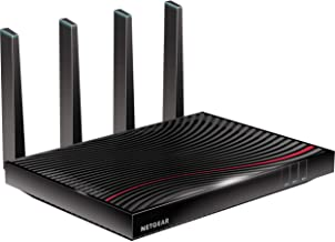 $349 » NETGEAR Nighthawk Cable Modem WiFi Router Combo (C7800) - Compatible with Cable Providers Including Xfinity by Comcast, Cox, Spectrum AC3200 WiFi Speed   DOCSIS 3.1 (Renewed)
