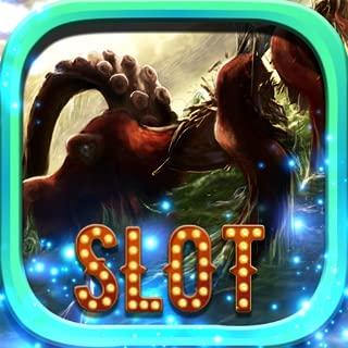 Spinning Kraken Slots Magic : Top Slot Machine Game with Real FREE