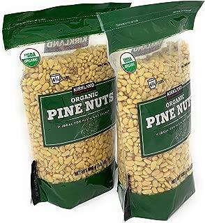 Kirkland Pine Nuts 1.5 lb in 2 Bags, 3LB total