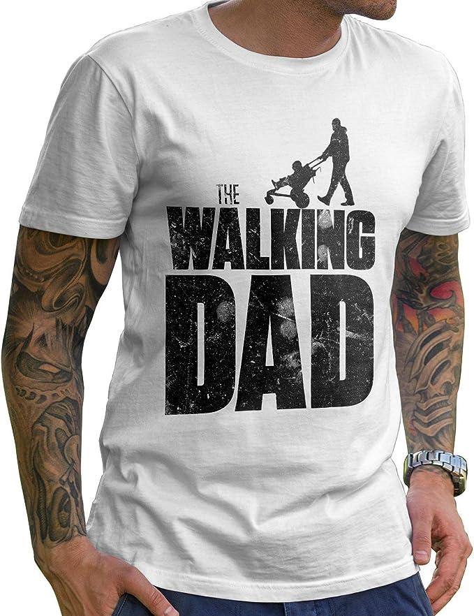 Stylotex The Walking Dad Papa T-Shirt