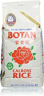 Best botan calrose rice sticky Reviews