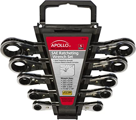 Apollo Tools DT1212 - Llave Metallic