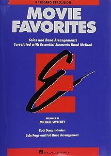 Essential Elements - Movie Favorites (Keyb. Perc.)