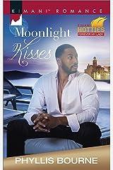 Moonlight Kisses (Espresso Empire Book 2) Kindle Edition
