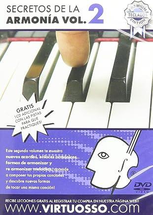 Virtuosso Harmony Method for Musical Keyboard Vol.2 (Curso De Armonía En Teclado Vol