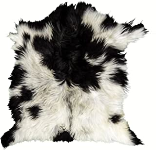 RODEO ECO Goat Skin Rug (Mixed)
