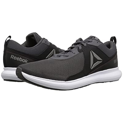 Reebok Driftium Run (Ash Grey/Black/Primal Red/Pewter/White) Men