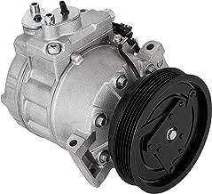 Mophorn CO 11323C 360027460 DCS17E AC Compressor and Clutch for Land Rover LR2Volvo S60 S80 V70 XC60 XC70 XC90 A/C Compressor LR020193 67675 68675