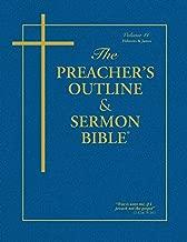The Preacher's Outline & Sermon Bible®: Hebrews & James (Preacher's Outline & Sermon Bible-KJV)