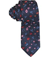 Paul Smith - Narrow Flowers Tie