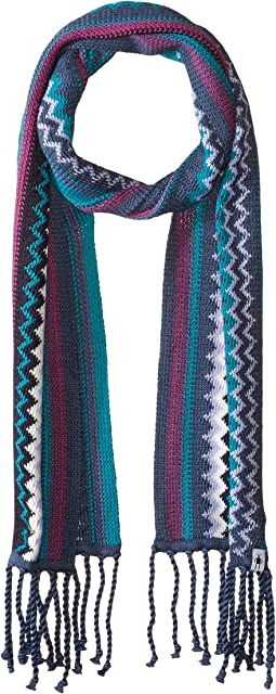 Pine Lake Chevron Scarf