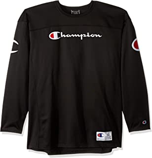 Champion LIFE Men's Long-Sleeve Football Jersey T-Shirt