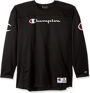 Men's Long-Sleeve Football Jersey T-Shirt