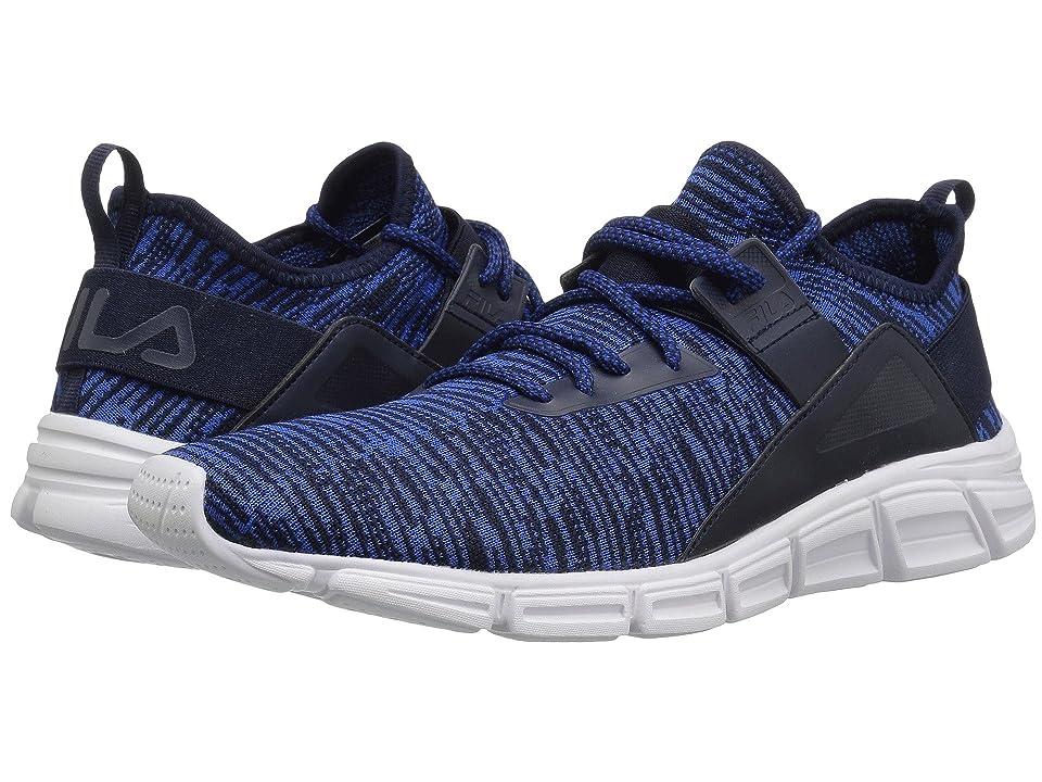 Fila Lombardi Running (Prince Blue/Fila Navy/White) Men