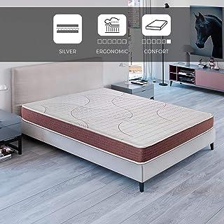 comprar comparacion ROYAL SLEEP Colchón viscoelástico 90x190 de máxima Calidad, Confort, adaptabilidad y firmeza Alta, Altura 19cm - Colchones...