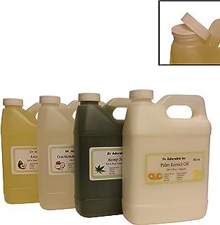 Organic bardana raíz aceite 100% puro 32oz/1Quart