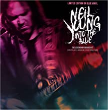 NEIL YOUNG - INTO THE BLUE: LIMITED EDITION ON BLUE VINYL