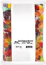 Albanese Candy Gummi Awesome Blossoms, 5-pound Bag, Assorted Gummi Flowers: Cherry, Blue Raspberry, Strawberry, Grape, Orange, Mango; Gluten Free Dairy Free Fat Free