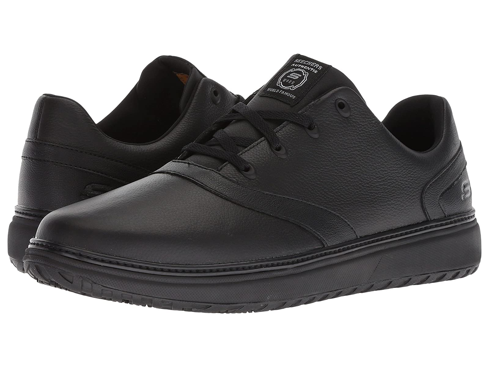 SKECHERS Work Mohall SRAtmospheric grades have affordable shoes