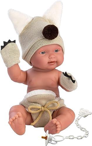 Llorens 26279 Llorens 26279 Babypuppe 26cm ein Junge, beige
