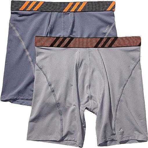 Grey/Solar Orange Onix/Solar Orange