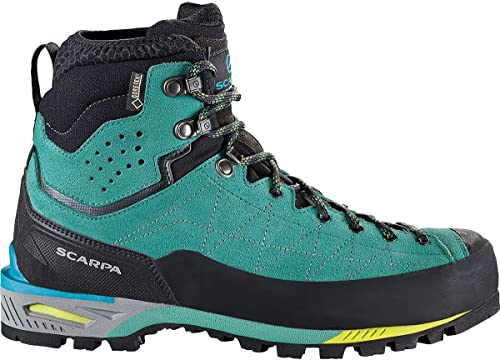 Scarpa Zodiac Tech GTX Mountain Elite damen - - - Grün Blau  allgemeine hohe Qualität