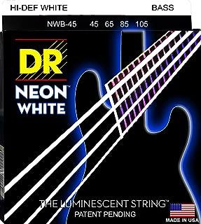 DR Strings HI-DEF NEON Bass Guitar Strings (NWB-45)