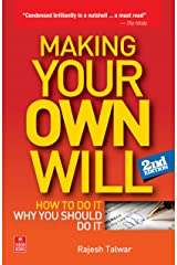 Making Your Own Will Kindle Edition