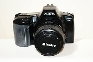 minolta maxxum 3xi camera