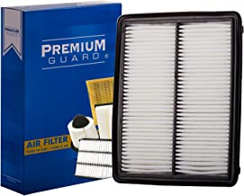 Premium Guard Air Filter PA6308, Fits Acura TL 2014-2009, TSX 2014-2010, Honda Accord 2012-2008, Accord Crosstour 2011-2010, Crosstour 2015-2012