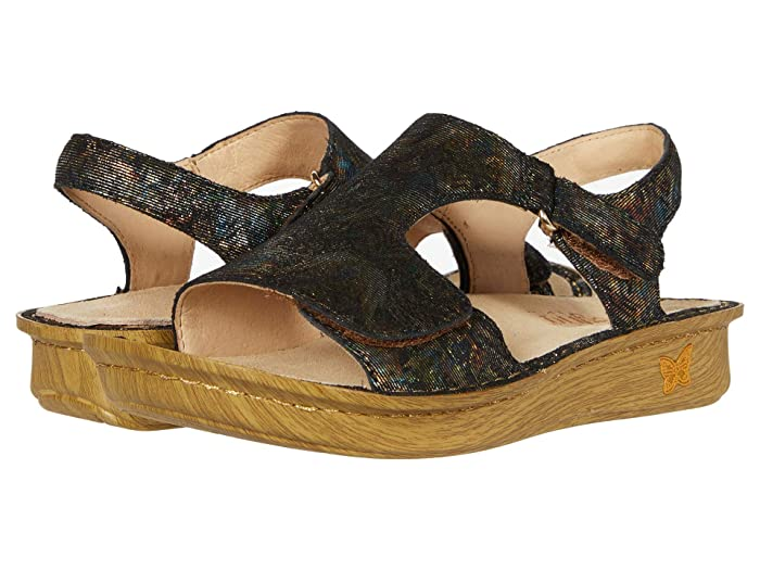 Alegria  Viki (Copacetic Copper) Womens Lace-up Boots