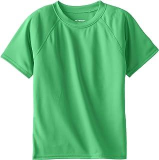 قميص سباحة كانو سيرف للاولاد باكمام قصيرة بعامل حماية من أشعة الشمس راش جارد +50