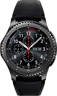 Samsung Gear S3 Frontier Smart Watch - Space Grey, SM-R760