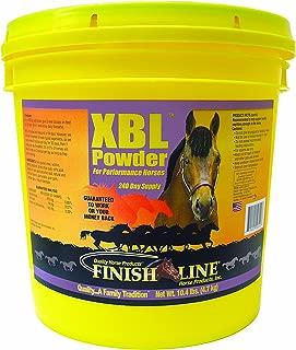 Finish Line Horse Products XBL Powder