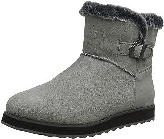 Damen Stiefel warm gefütterte Stiefeletten Stiefel Boots Camel # 546