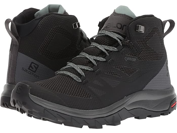 salomon women's outline mid gtx boot 80