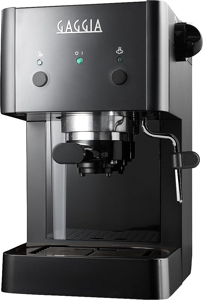 Gaggia macchina da caffè espresso manuale, 950 w, 1l RI8423/12
