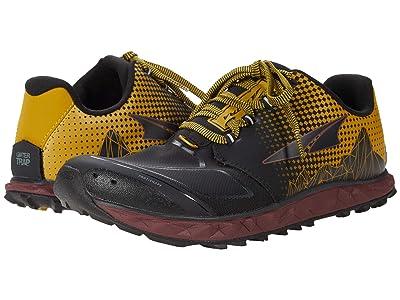 Altra Footwear Superior 4.5 (Yellow/Port) Men