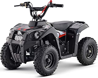 Superrio 40CC ATV Gas Powered 4-Stroke Off Road Kids ATV (RED)