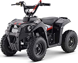KFW G-Monster 40cc Gas Powered Kids ATV Kids 4 Wheelers Kids Quads (RED)