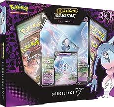 Pokemon Coffret Sorcilence-V Voie du Maître-Jeu de Cartes à Collectionner, POKOCT3501