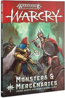 Games Workshop: Warcry: Monsters & Mercenaries