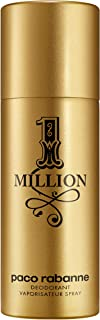 Paco Rabanne 1 Million Deodorant Spray For Men, 150ml